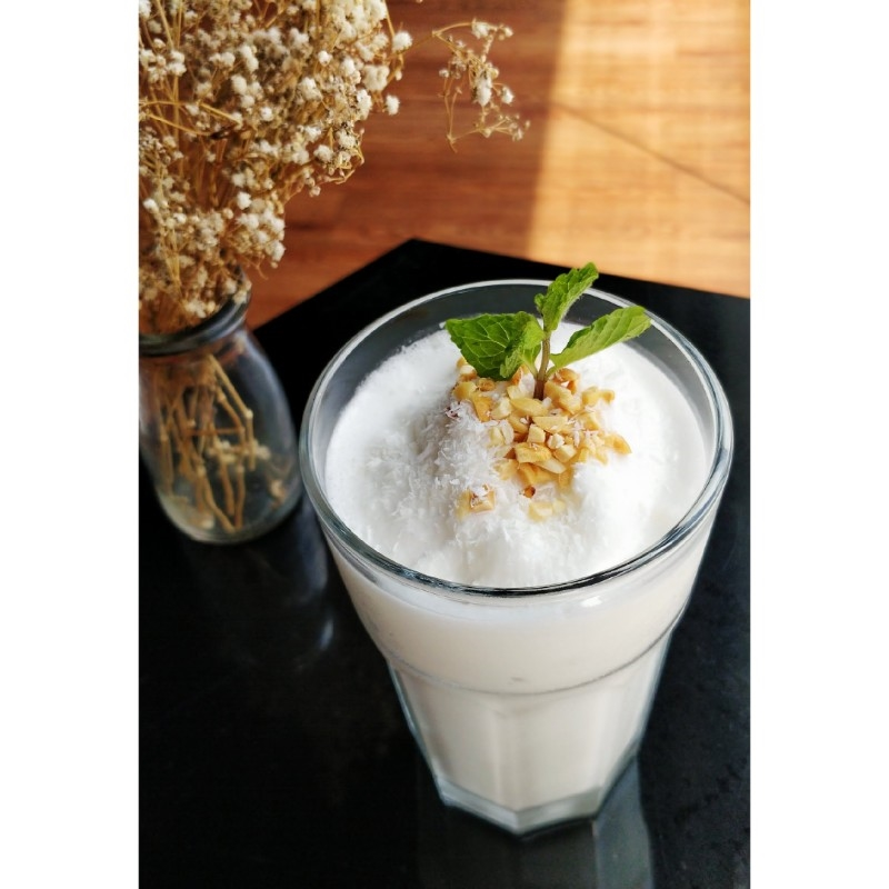 Coconut Milk Shake
