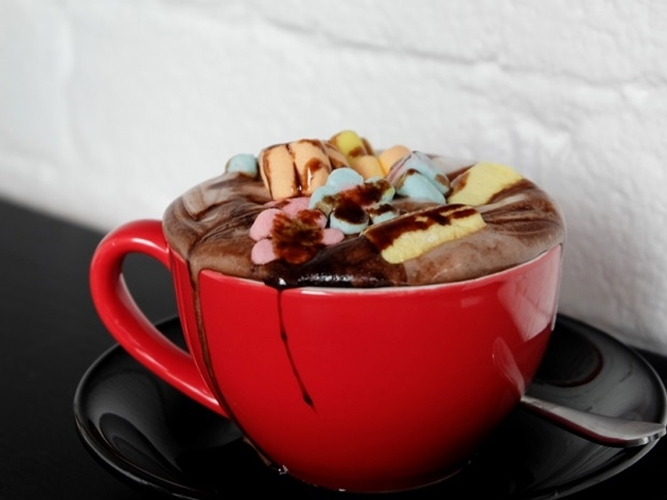 Signature Hot Chocolate